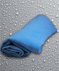 FOREVER YOUNG MICROSUEDE AZZURRO 40*40 Микрофибра (LIGHT BLUE)  А0065